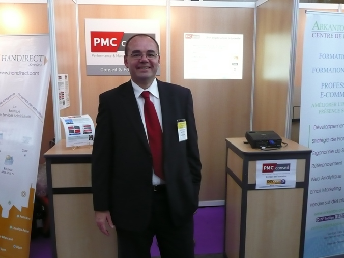 Stand PMC Conseil